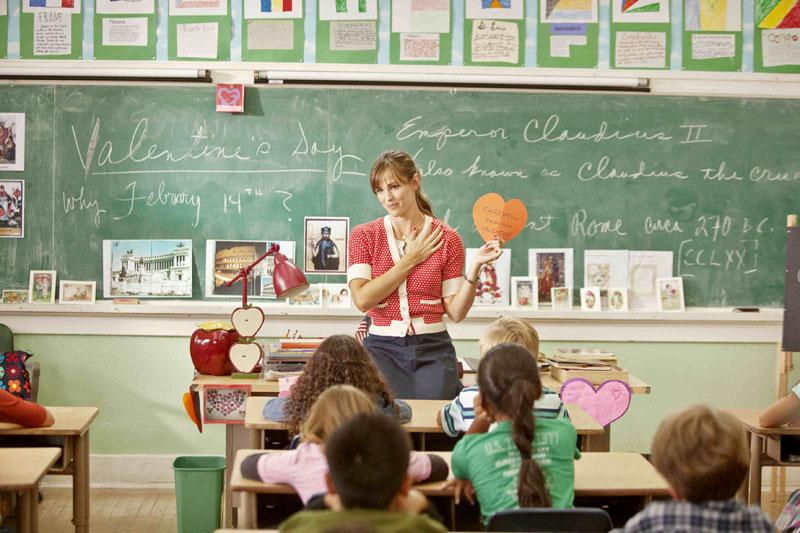 grandi insegnanti non insegnano