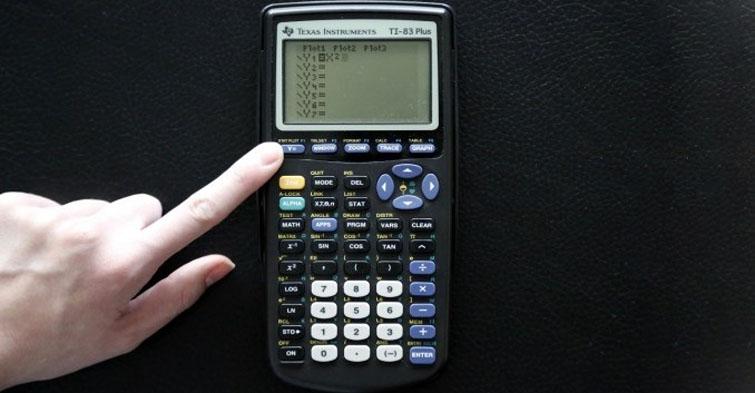calcolatrice scientifica Scuola
