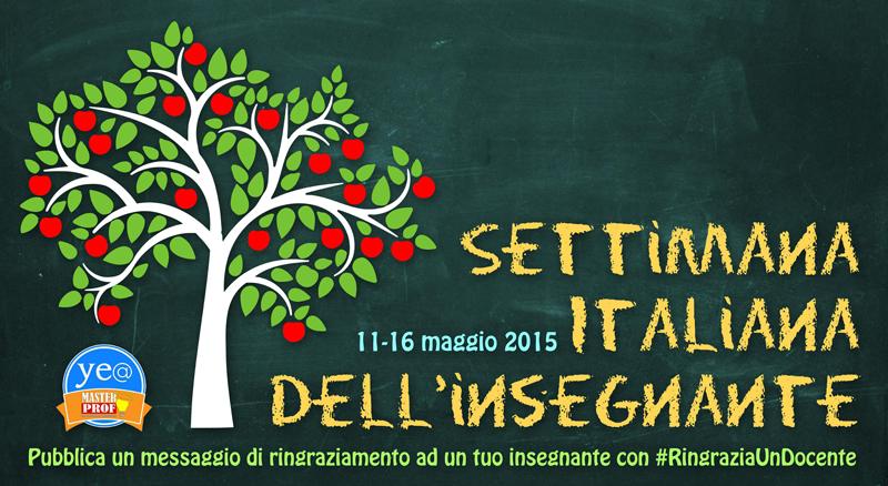 settimana italiana dellinsegnante