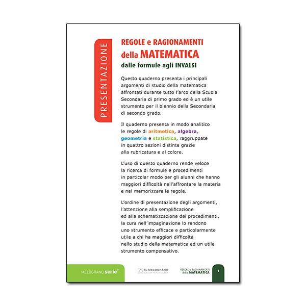 Regole e ragionamenti della matematica 2