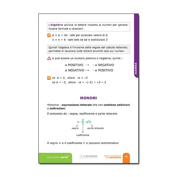 Regole e ragionamenti della matematica 4