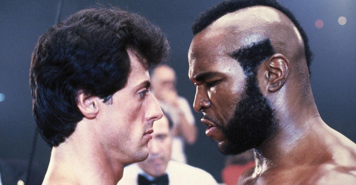 Rocky Mr.T