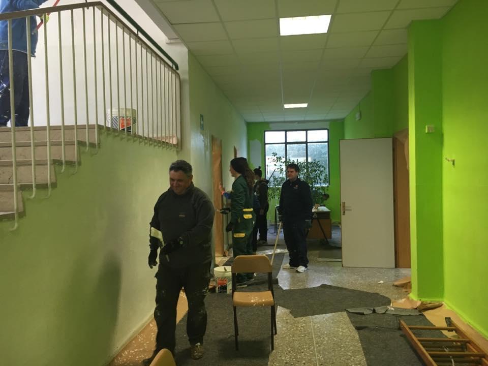 Riorganizzazione degli spazi scolastici (2)