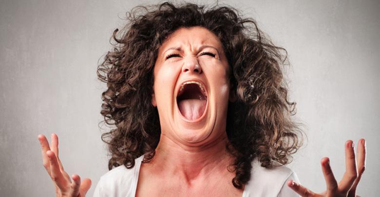 urlare in classe