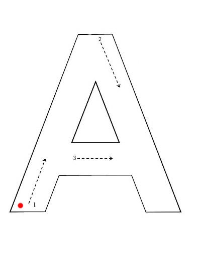 La A Non Si Scrive In Questo Modo Esercizio Di Pregrafismo Divide