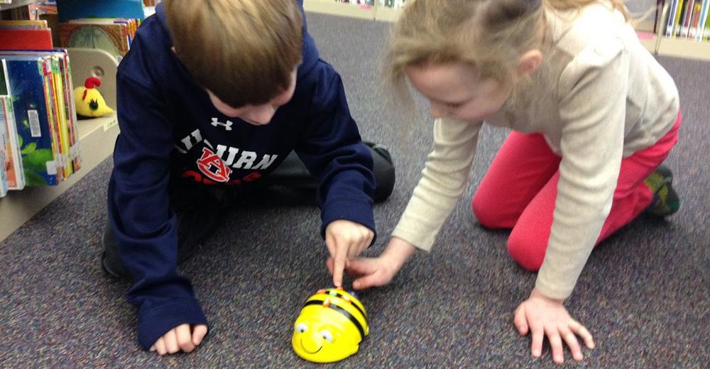 apprendere con la robotica