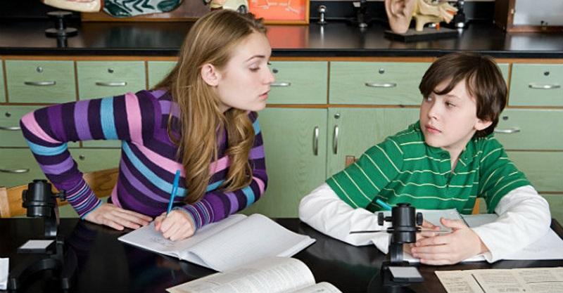 competizione tra studenti