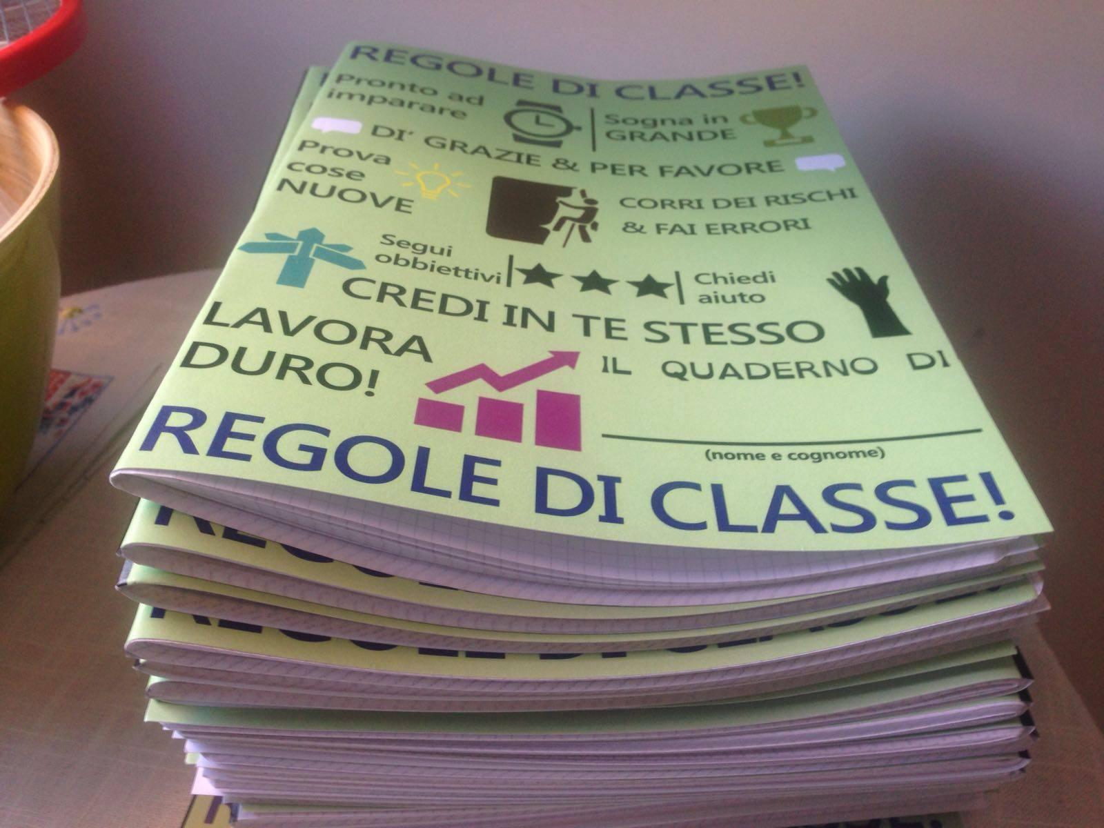 accoglienza regole di classe