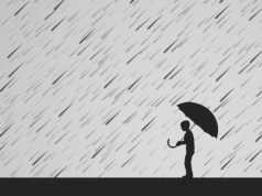 apprendere dalla pioggia