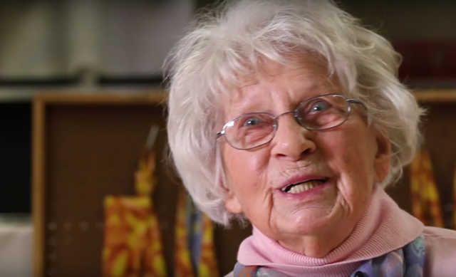 Maestra più Anziana del Mondo