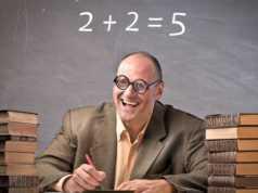 pessimo insegnante