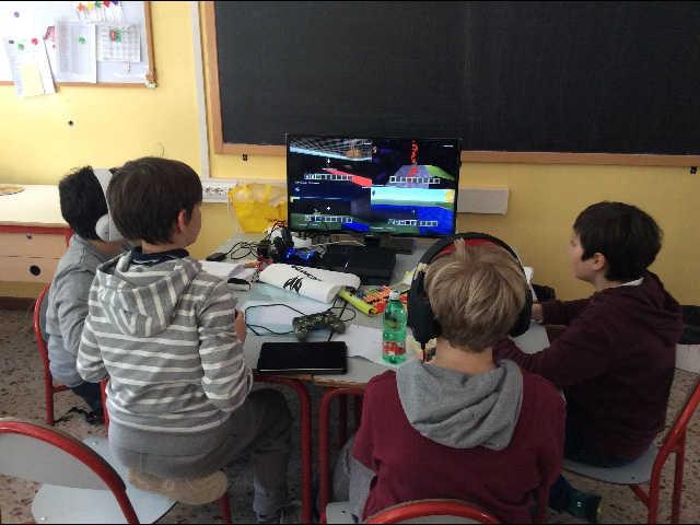 videogioco scuola