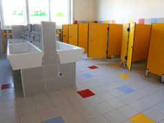 bagno della scuola