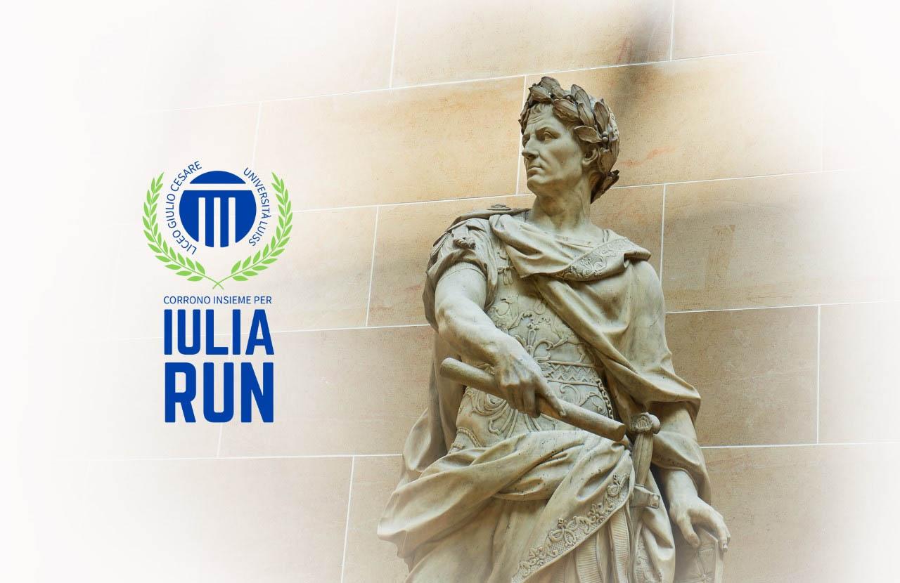 corsa iulia run roma