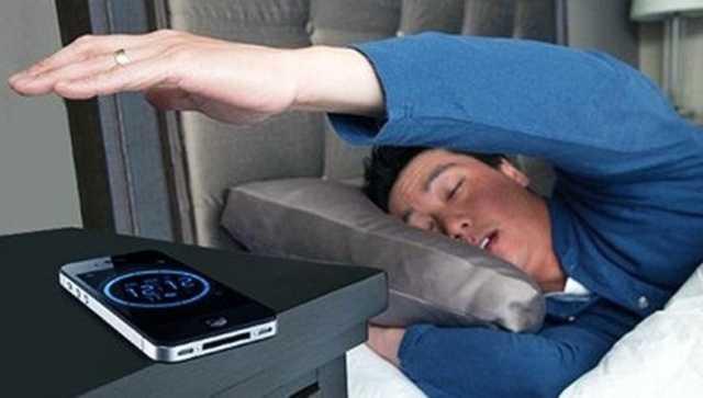 squillo della sveglia