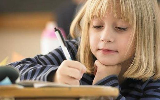 lettera bambina insegnante