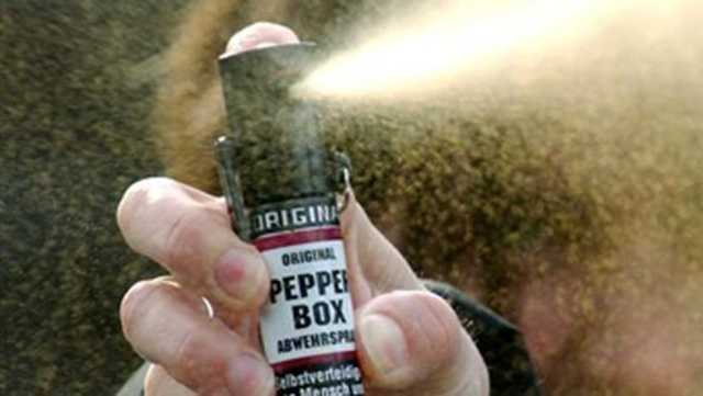 spray urticante