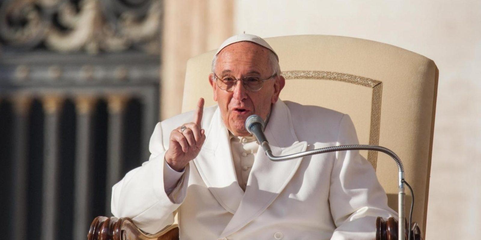 messaggio di papa francesco