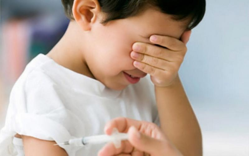 Bambini Appena Vaccinati