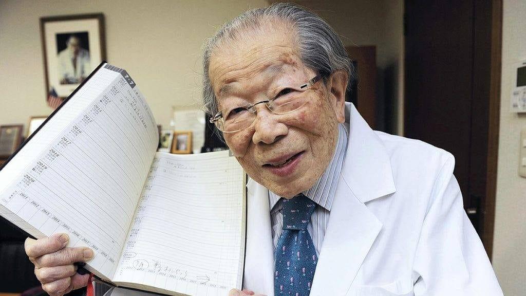 Dottore di 105 Anni
