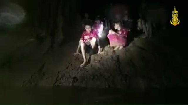 Intrappolati nella Grotta