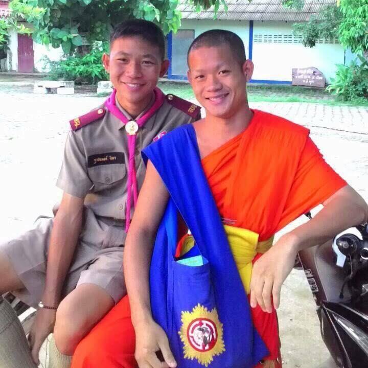 allenatore buddista