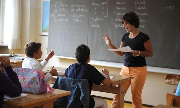 stipendio degli insegnanti