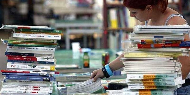 spesa dei libri di testo