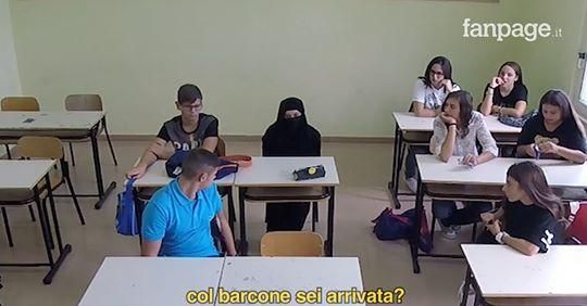 Studentessa Musulmana