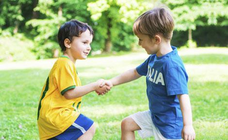 Educare Bambini alla Gentilezza