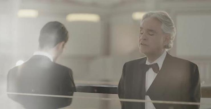 duetto Andrea Bocelli