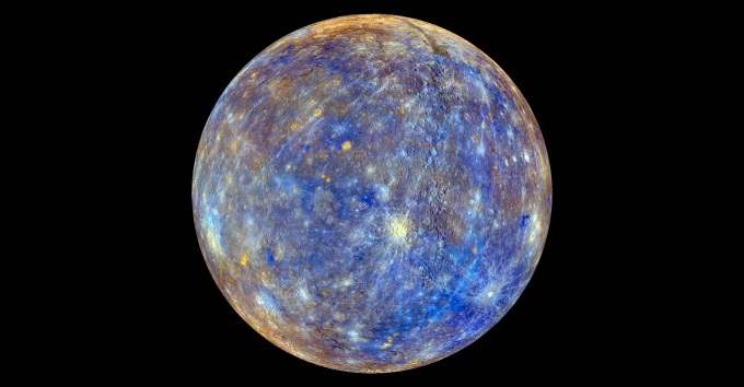 scoperta di mercurio