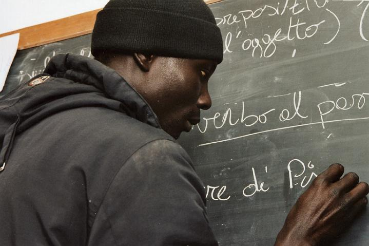 Lezioni di Italiano per i Migranti