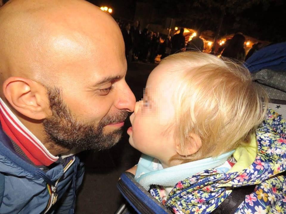 Luca Adotta una Bambina Down