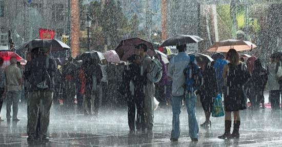 Piove a Dirotto
