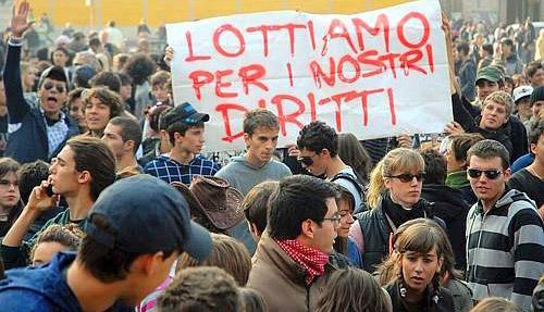 scioperi degli studenti