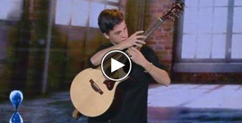 studente chitarrista cover