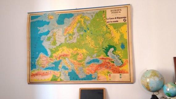 Ore di Geografia