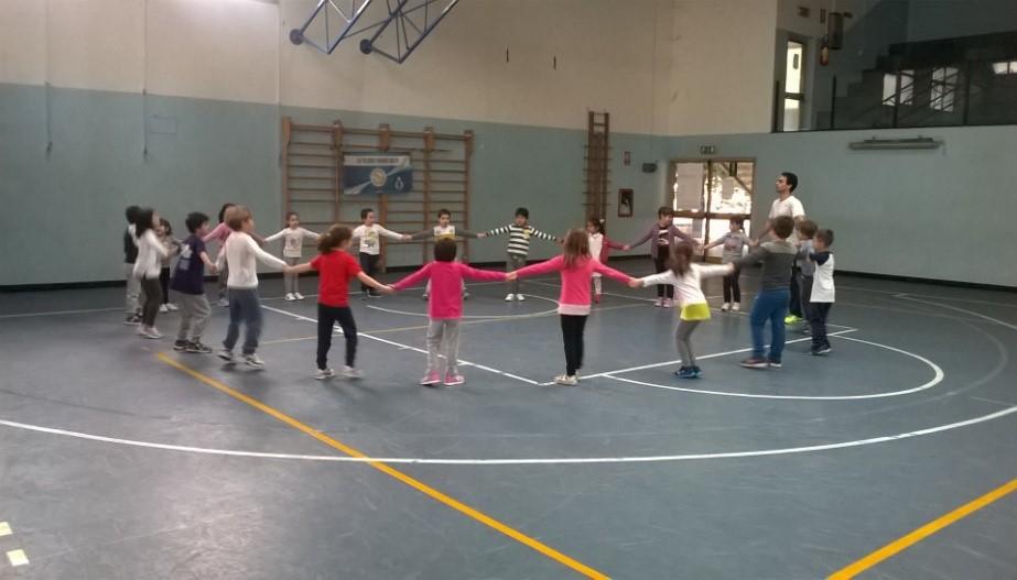 educazione fisica alla primaria