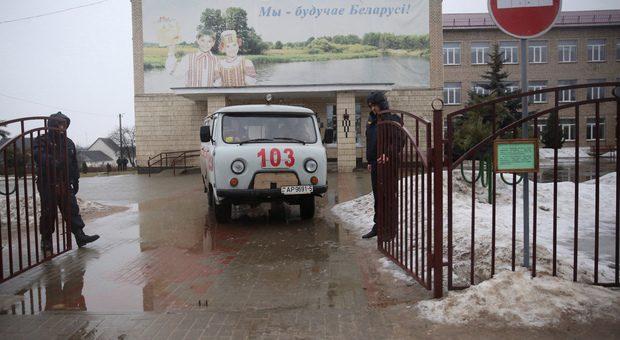 Accoltella una Professoressa bielorussia