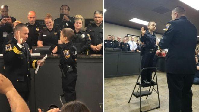 Giuramento Come Poliziotto