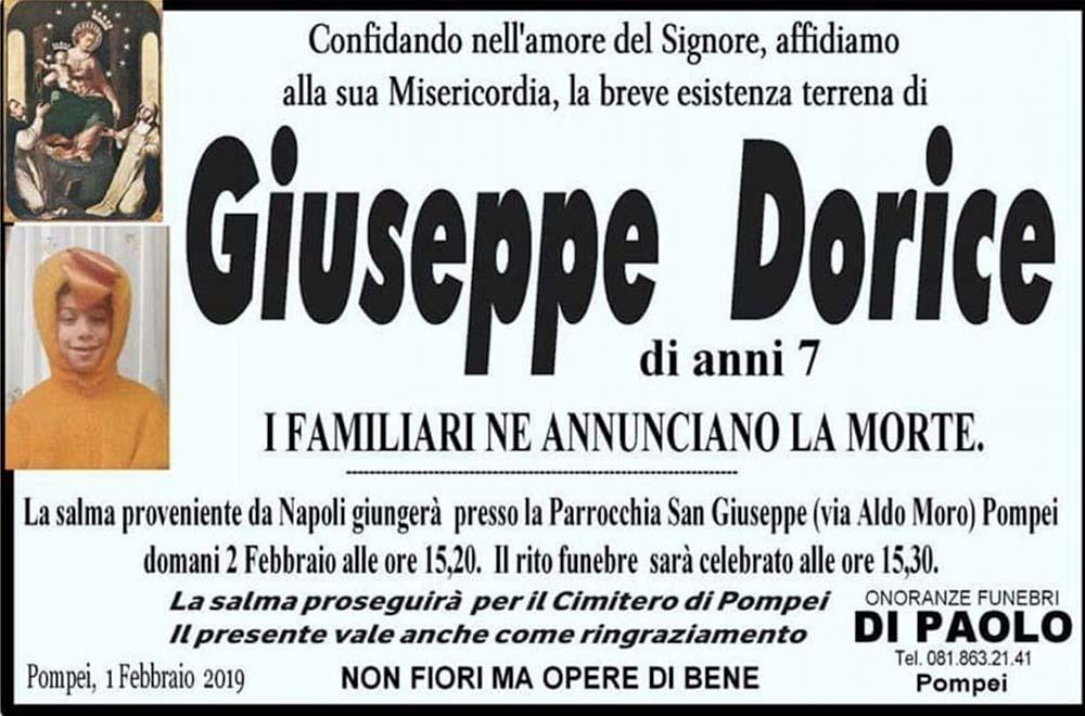 Giuseppe Dorice