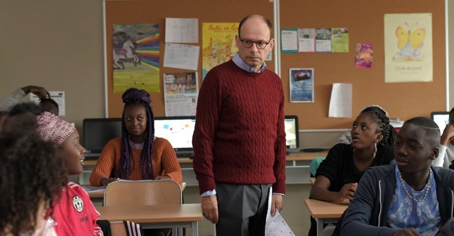 il professore cambia scuola