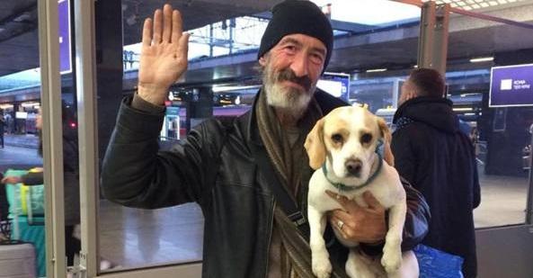 senzatetto trova casa e lavoro
