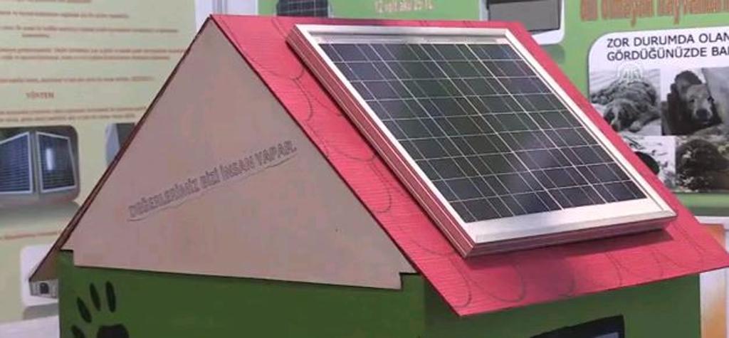 Cucce Riscaldate ad Energia Solare cover