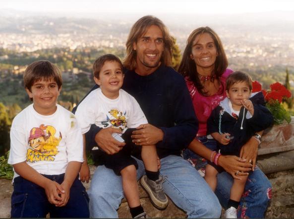 Gabriel Batistuta figli