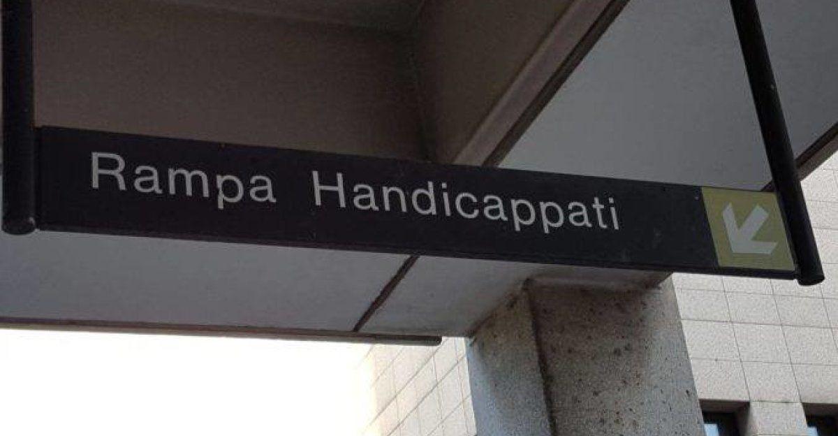 Rampa Handicappati