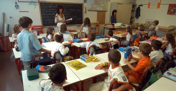 Scuola del Sud Italia