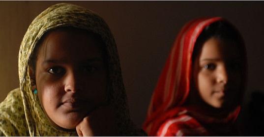 Spose Bambine della Mauritania