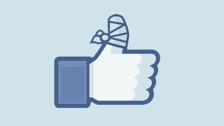 facebook non funziona cover